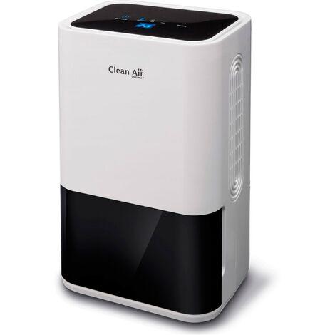 Deshumidificador y purificador de aire CLEAN AIR OPTIMA CA-703N / Hasta 20 m2 / UV / Ionizador