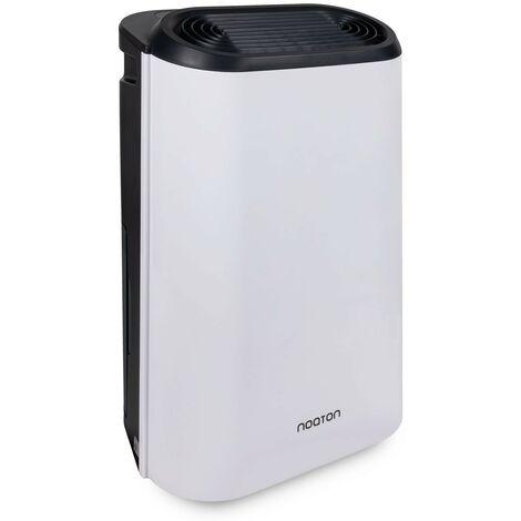 Deshumidificador y purificador de aire NOATON DF 4214 HEPA - Hasta 25 m2 / 14l al día / Filtro purificador HEPA
