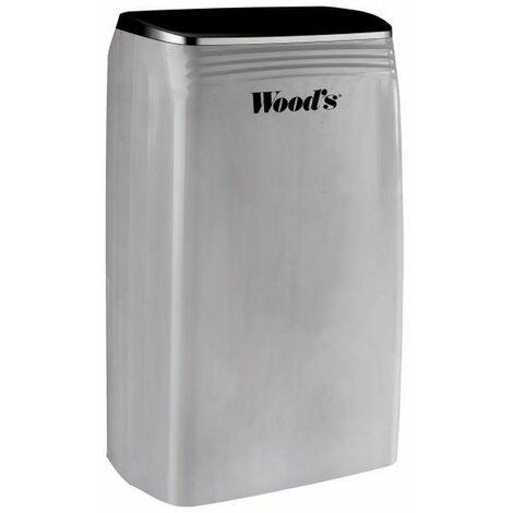 déshumidificateur 25l/j 80m² - mdk26 - wood's