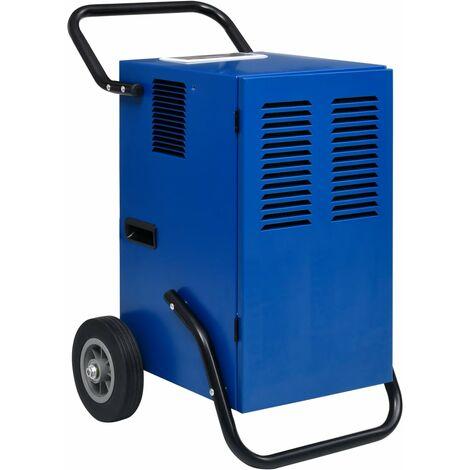 Déshumidificateur avec dégivrage au gaz chaud 50 L / 24 h 650 W