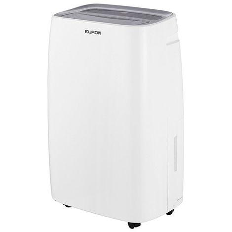 Déshumidificateur d'air silencieux Wifi 450m3/h 40L/jour 230V 700W - Dry best 40 Wifi - 371109 - Eurom - -
