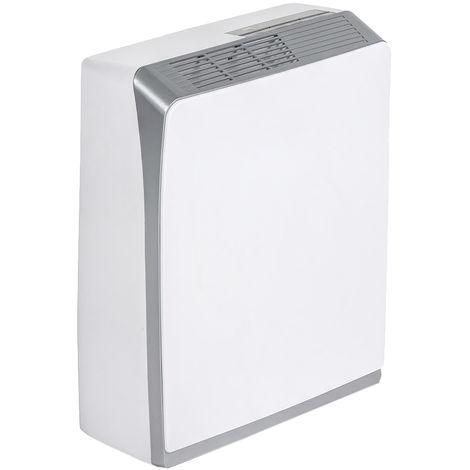 Déshumidificateur, débit 8.5litres/jour, capacité du réservoir 3.5L, niveau sonore 45dB(A)
