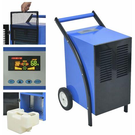 Déshumidificateur Dégivrage par gaz chauds 50 L/24h 860 W