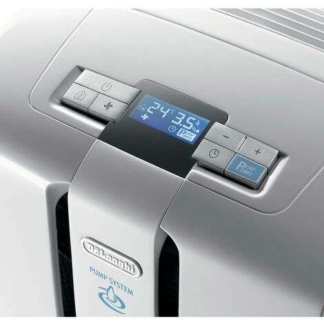 Déshumidificateur DeLonghi DD230P 0148530201 1.25 l/h blanc 1 pc(s)