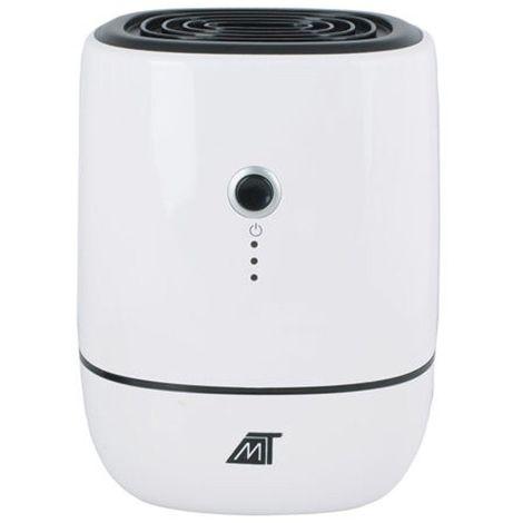 Déshumidificateur électrique absorbeur d'humidité Blanc