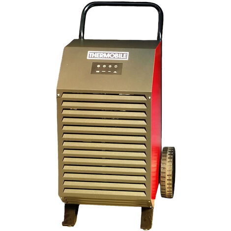 Déshumidificateur professionnel 890 W DRY62 - Thermobile