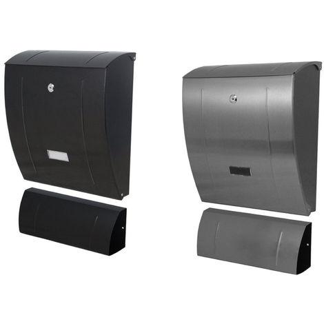 Design Briefkasten Slim35572