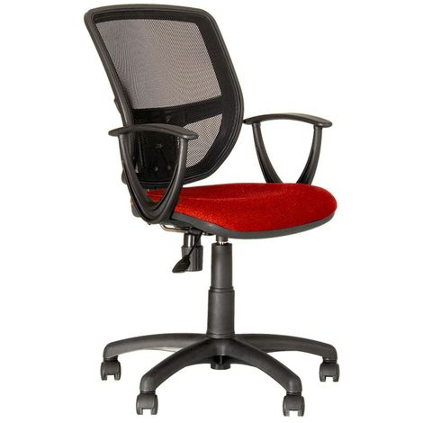 Design Dreh Stuhl Büro Chef Sessel Gas Lift Arm Lehne Sitz Polster Nowy Styl GTP