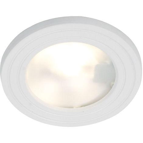 Design Einbau Spot Lampe Bade Zimmer Feuchtraum Beleuchtung rund weiß Nordlux 15710132