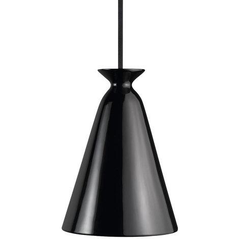 Design Keramik Decken Beleuchtung Hänge Strahler Pendel Lampe Leuchte schwarz Nordlux 78363003