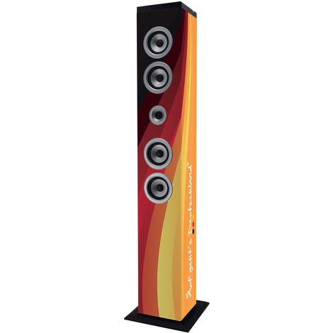 Design Music Tower avec fonction Bluetooth IBT -6