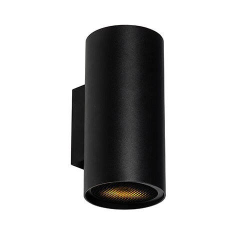 Design wall lamp black - Sab Honey