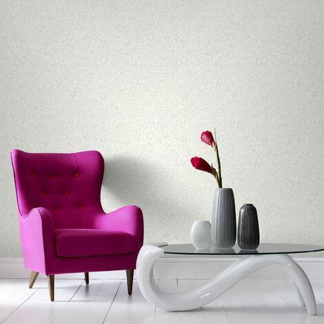 Designer Marcel Wanders Petit Papillon White Wallpaper (Was £25)