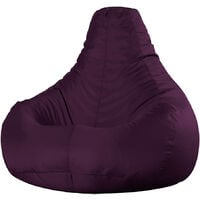 Designer Recliner Bean Bag - 100cm x 76cm - Indoor Outdoor Water Resistant Gamer Chair