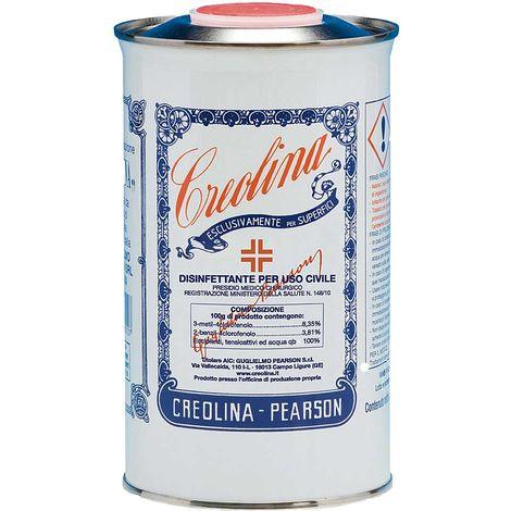 Desinfectante Creolina para ambientes contra gérmenes, virus e insectos 1000ml G. Pearson