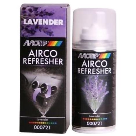 Désinfectante lavande désinfectant pour les mains CLIMAT MOTIP AIRCO RECYCLAGE climat ML 150 voitures