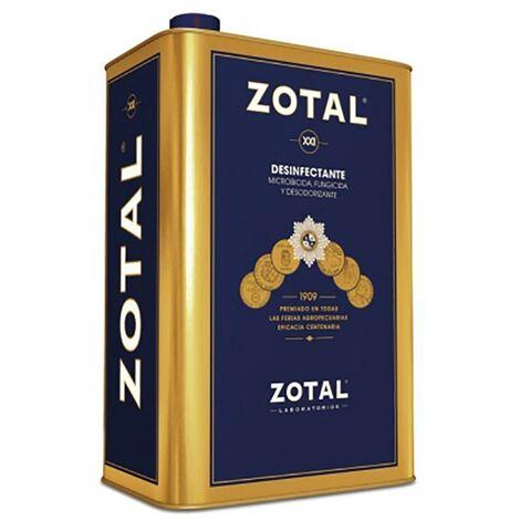 Desinfectante Quimico Fungicida Desodorizante 500 Gr Zotal