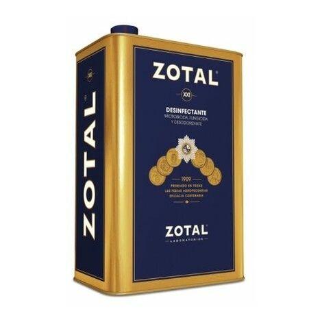 Desinfectante Quimico Fungicida Desodorizante Zotal 250 Gr