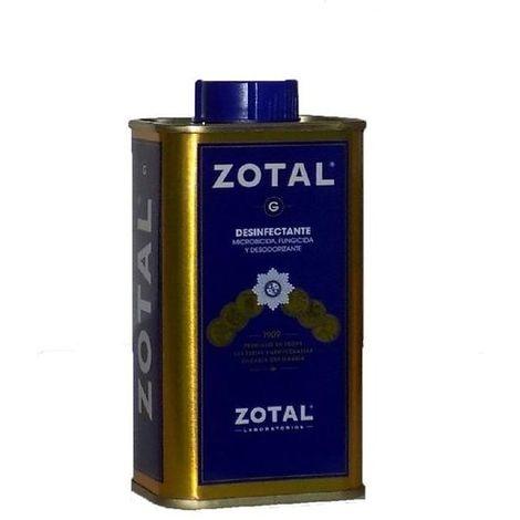 Desinfectante recinto para vivienda ZOTAL® (microbicida, fungicida y desodorizante) - 1/2 Kg