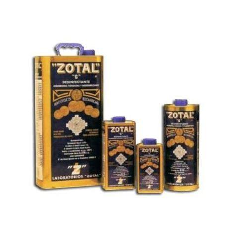 Desinfectante zotal - varias tallas disponibles