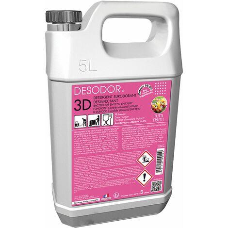 Desodor 3D Tutti Frutti 5L