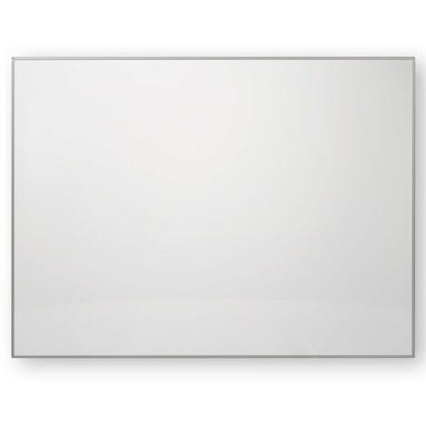 DESQ Tableau magnétique Design Blanc 60x90 cm