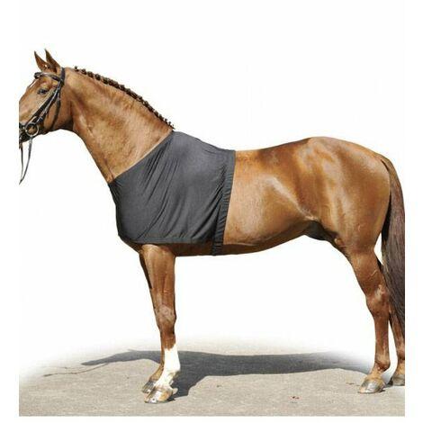 Dessous de pont pour chevaux anti-rayures au garrot épaules de poitrine HKM Classic