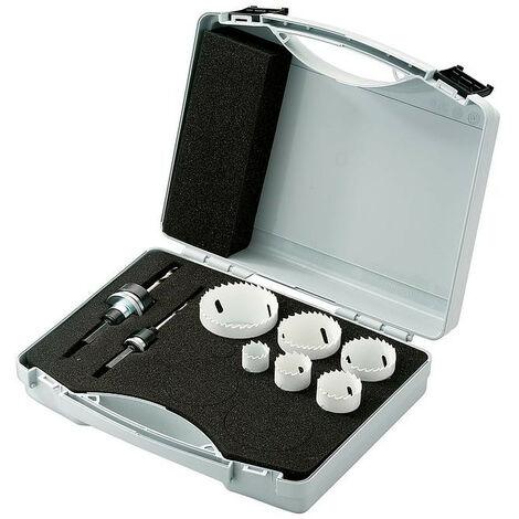 Déstock Metabo - Assortiment de scies cloches bimétal 1, 8 pièces
