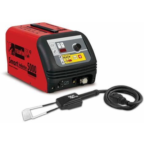 Déstock Telwin - Poste à induction avec accessoires - SMART INDUCTOR 5000 TWISTER