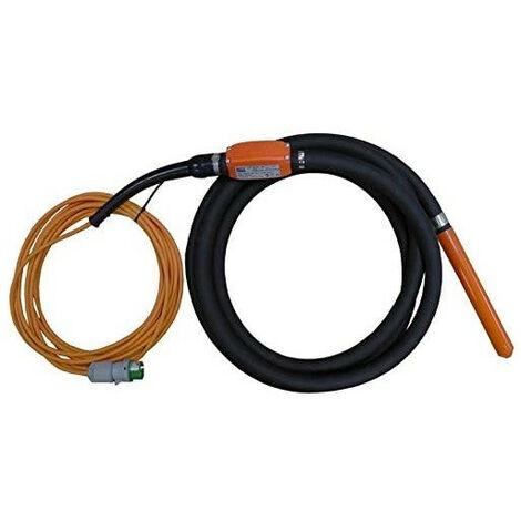 Déstockage - ALTRAD - Aiguille vibrante haute fréquence 42V 3485N diamètre 52mm + flexible 5m - BGN+ 50