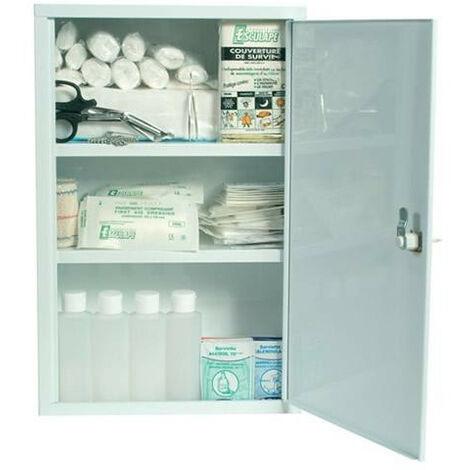 "main image of ""Déstockage - Esculape - Armoire à pharmacie Vide (10 pers)"""