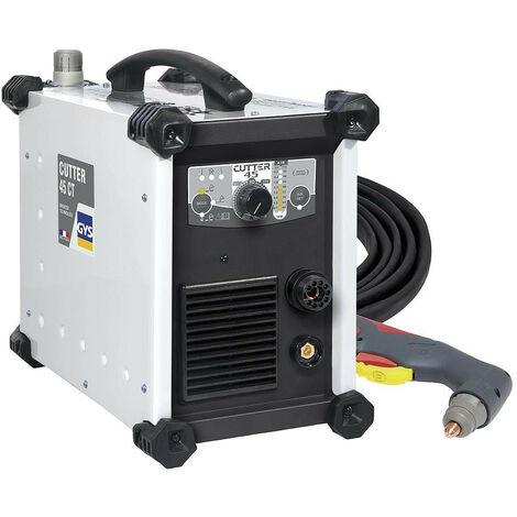 Déstockage - Gys - Découpeur plasma voltage 85-265V coupe max. 15mm avec torche - CUTTER 45 CT - TNT