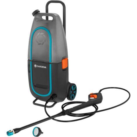 Destockage : Nettoyeur haute pression sur batterie AquaClean Li-40/60 (sans batterie) Gardena 9341-55