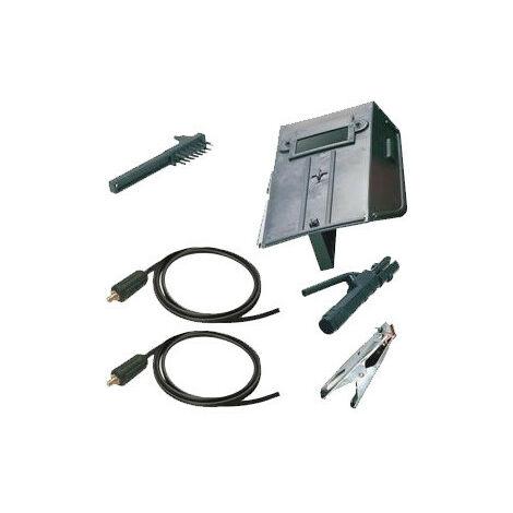 Déstockage - Telwin - Kit soudure MMA pour postes Superior Tig (400A 50 MMQ 4+3M DX50)