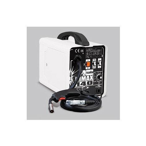 Déstockage - Telwin - Poste de soudage à fil FLUX MIG-MAG 1,5-3,6 kW 30V - BIMAX 140 TURBO