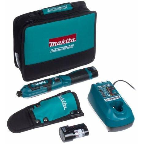 Destornillador de impacto Makita TD022DSE