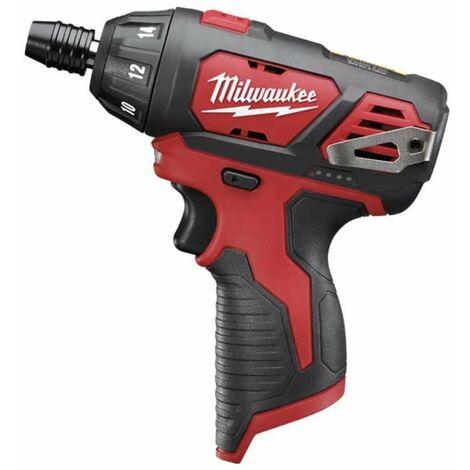 Destornillador MILWAUKEE M12 BSD-0 12V - sin batería ni cargador 4933447135