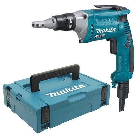 Destornillador para placas de yeso MAKITA 570 W 6000 rpm - FS6300RXJ
