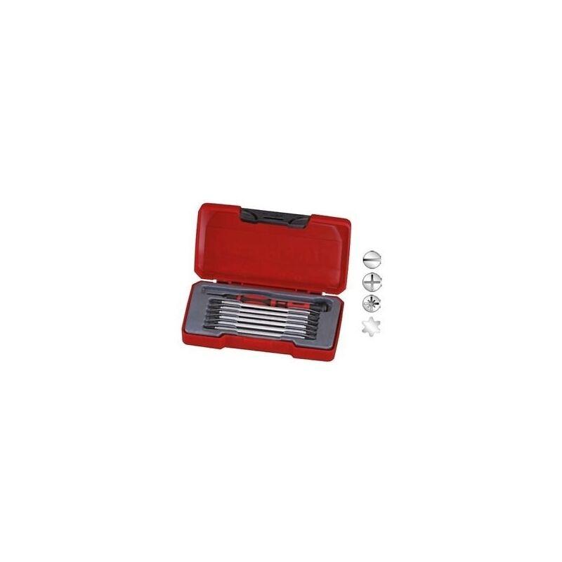 Teng Tools - Juego destornillador 8 piezas TM708 TENGTOOLS 172280109