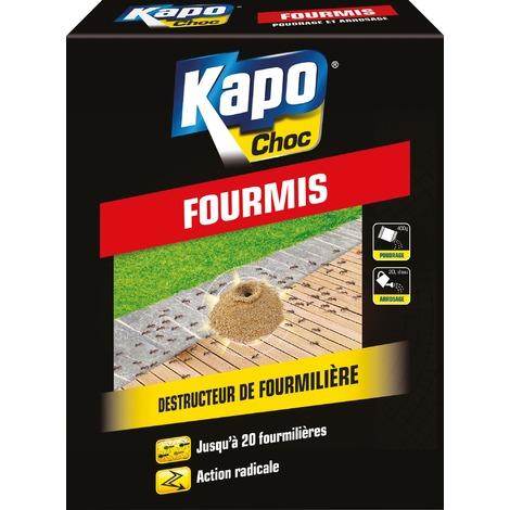 Destructeur de fourmilière Kapo choc - 400 g