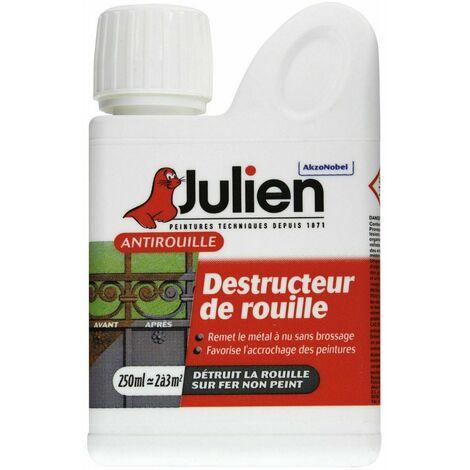Destructeur de rouille ot rouille bidon 250 ml