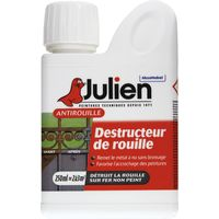 Destructeur de rouille Ot rouille Julien