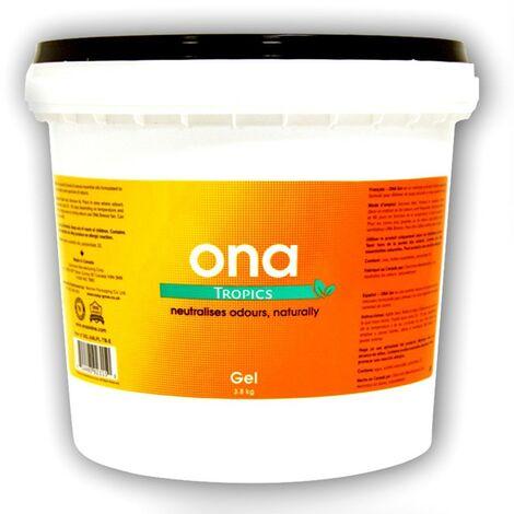 Destructeur d'odeurs Ona gel - Tropics 3.8kgs
