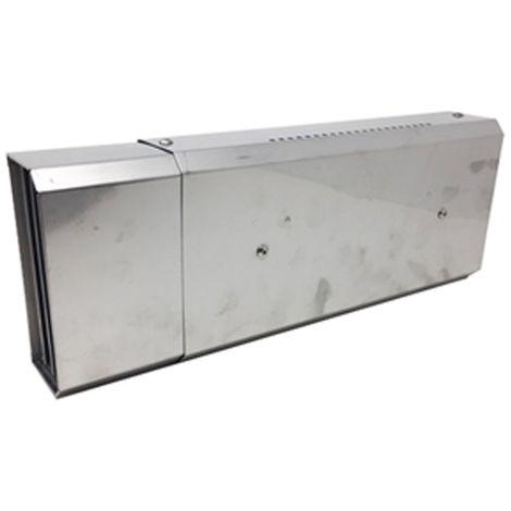 Desviador de salida de humos lateral para calentadores de agua Rinnai Infinity REU-UOP-26
