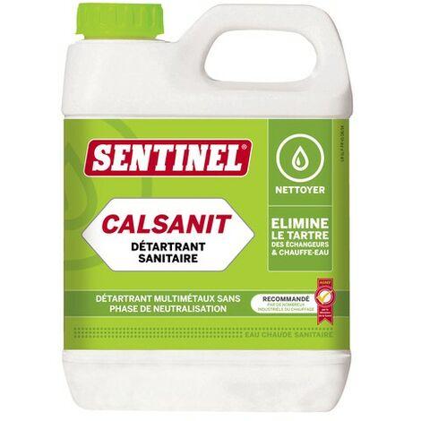 Détartrant CALSANIT - SENTINEL : CALSANIT 1L