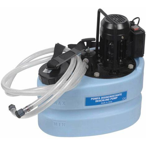 Détartreuse 20 litres avec inversion de flux, 1 bar, 2600 l/h