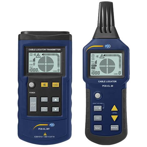 Détecteur de câbles PCE Instruments PCE-CL 20