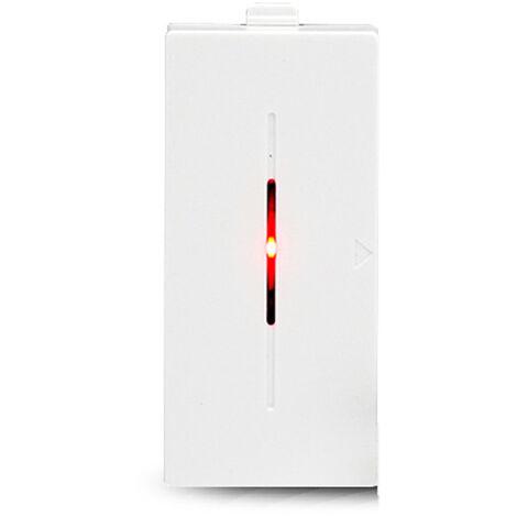 Detecteur de capteur de porte sans fil a la maison Capteur antivol de porte et de fenetre (expediesans batterie) 1 pieces