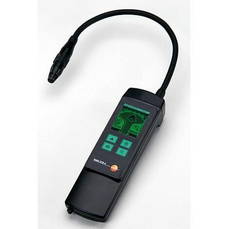 Détecteur de fuite pour fluide frigorigene testo 316-4 Set1 *BG*