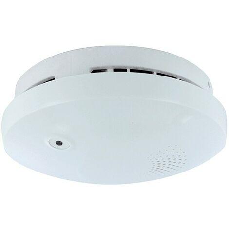 Détecteur de fumée radio - Alarme Delta Dore Tyxal + - Blanc